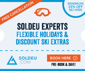 Ski Extras & Airport Transfers for Soldeu