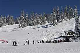 Yosemite-Badger Pass Ski Area photo